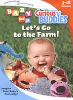 Nick Jr. Baby - Curious Buddies: Let's Go to the Farm!