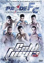 PRIDE Fighting Championships - Cold Fury 3