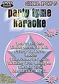Party Tyme Karaoke - Girl Pop 5