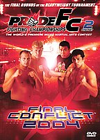 PRIDE Fighting Championships - Final Conflict 2004