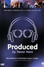 Best 25 Years of Pop: Produced By Trevor Horn