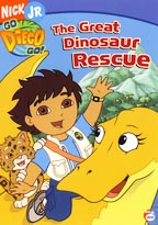 Go, Diego, Go! - The Great Dinosaur Rescue