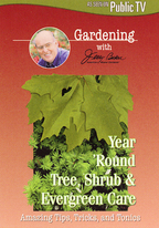 Jerry Baker's Year Round Tree, Shrub & Evergreen Care