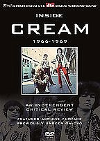 Cream - Inside Cream 1966-1969