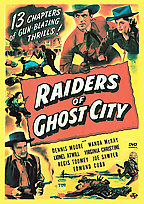 Riders of Ghost City