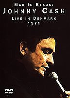 Johnny Cash - Man In Black: Live in Denmark 1971