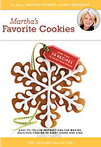 Martha's Favorite Cookies