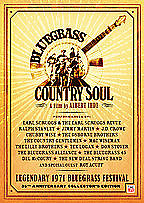 Bluegrass - Country Soul Legendary 1971 Bluegrass Festival