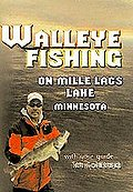 Walleye Fishing on Mille Lacs Lake, Minnesota