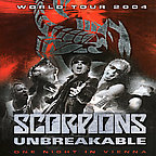 Scorpions - Unbreakable World Tour 2004