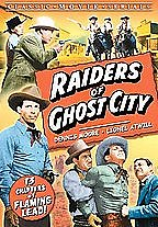 Raiders of the Ghost City - Chapters 1-13