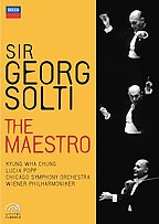 Sir Georg Solti - The Maestro