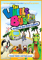 Wheels on the Bus - Mango's Big Dog Parade