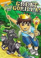 Go, Diego, Go! - Great Gorilla