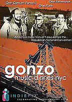Gonzo Music Diaries, NYC