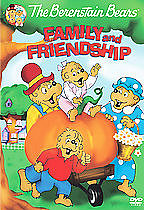 Berenstain Bears - Family And Friendship
