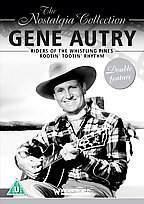 Gene Autry - Riders of the Whistling Pines and Rootin' Tootin' Rhythm