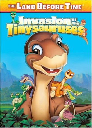 The Land Before Time XI - The Invasion of the Tinysauruses