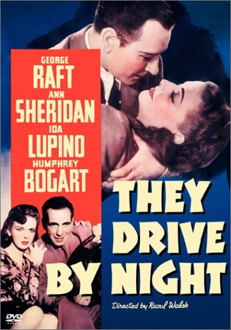 They Drive by Night Cover
