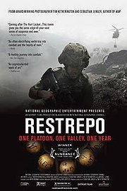 Restrepo (2010) Documentary / War (BluRay)