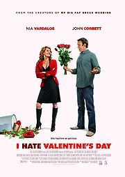 I Hate Valentine&#039;s Day Poster