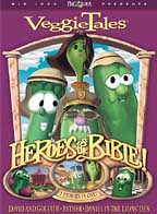 VeggieTales - Heroes of the Bible: Lions, Shepherds and Queens (Oh, My!)