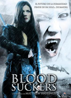 Bloodsuckers (Vampire Wars: Battle for the Universe)