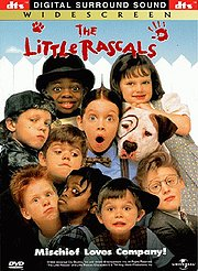 The Little Rascals Poster