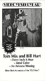 Tom Mix and Bill Hart