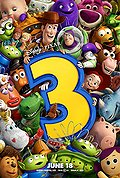 Toy Story 3 poster & wallpaper