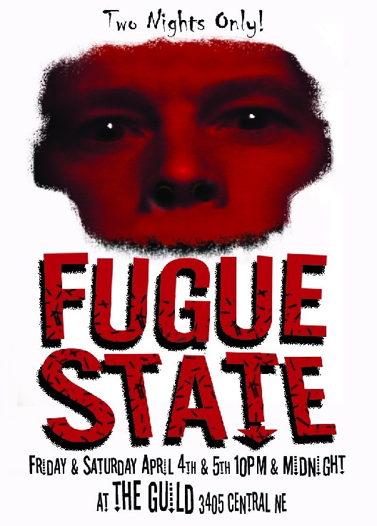 fugue state Explore the condition psychologists call dissociative fugue learn about the symptoms, diagnosis and treatment of dissociative fugue, then test.