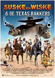 Suske en Wiske: De Texas rakkers (Luke and Lucy: The Texas Rangers)