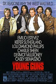 Young Guns Poster