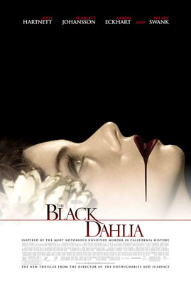 Poster del film The Black Dahlia