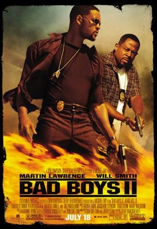 Poster del film Bad Boys 2