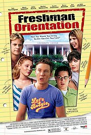 Freshman Orientation Poster