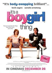It&#039;s a Boy Girl Thing Poster