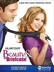 Beauty &amp; the Briefcase Poster