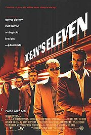 Ocean&#039;s Eleven Poster