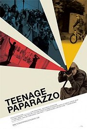 Teenage Paparazzo Poster