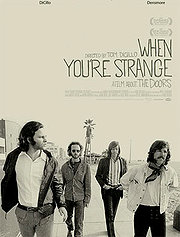 The Doors: When You&#039;re Strange Poster