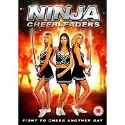 Ninja Cheerleaders Poster