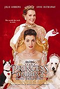 The Princess Diaries 2 - Royal Engagement poster & wallpaper