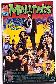 Mallrats Poster