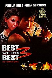 Best of the Best 3: No Turning Back Poster