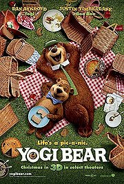 Yogi Bear Poster