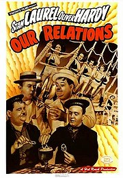 Our Relations Poster