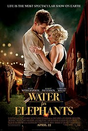 Critics Consensus: Water for Elephants Is A Little Soapy