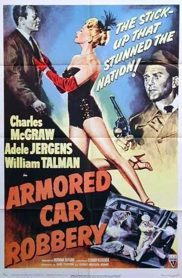 armored car robbery 1950 rotten tomatoes