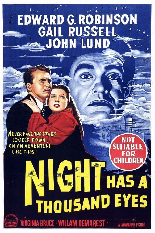 night has a thousand eyes rotten tomatoes